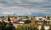 пейзаж города ярославль — Стоковое фото