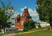 Trinity Church in Vladimir — Stock Photo