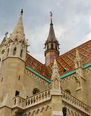 聖マティアスの教会 — ストック写真