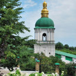 The bell tower in Lavra - Stock Photo