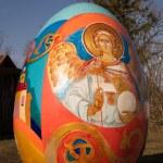 Huge Easter Egg — Stock Photo #24681437