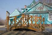 Bridge — Стоковое фото