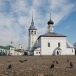 Ascension Church in Suzdal — Stock Photo