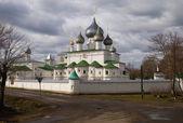 Resurrection Monastery in Uglich — Stock Photo