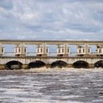 ������, ������: The dam on the Volga