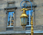Paris lamp — Stock Photo