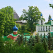 Pskov-Caves Monastery — Stock Photo