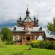 Temple in honor of Kazan Icon of Mother of God — Stock Photo