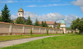Optina Monastery — Stock Photo