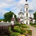Monastery garden — Stock Photo #29840895