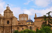Cathedral of Valencia — Stock Photo