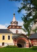 El monasterio de san sava storozhevsky — Foto de Stock