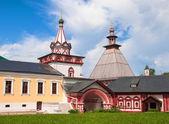 Staré ruské architektury — Stock fotografie