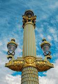 Paris lantern — Stock fotografie