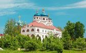 Nicholas Convent in Solbe — Stockfoto