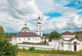 Nicholas Monastery in Maloyaroslavets — Stock Photo