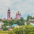 ������, ������: Ancient Russian city of Borovsk