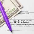 Form W-2 Wage and Tax Statement — Photo