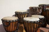 Afrikanische instrumente — Stockfoto