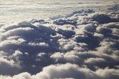天上的云 — 图库照片