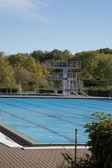 открытый плавательный бассейн — Стоковое фото