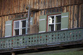 Windows in Bavaria — Stock Photo