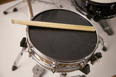 Drums with Sticks — 图库照片