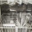 Stock Photo: Dish washer
