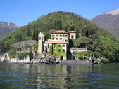 Villa balbianello — Stock Photo