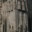 Milano cathedral detail — Stock Photo
