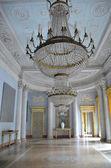 Ballroom at villa panza — Stock Photo
