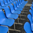 Blue chairs — Stock Photo #31701861