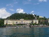 Bellagio lakefront — Stock Photo