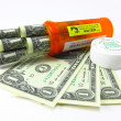 Royalty-Free Stock Photo: Rising Health Care Costs