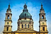 Basílica de Santo Estêvão da Hungria — Fotografia Stock