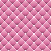 Abstract upholstery on a pink background. — Stock Vector