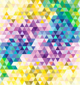 Multicolored mosaic background.  — Stock Vector
