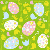 Easter_background — Stock Vector