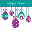 Easter — Vector de stock #22611117