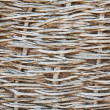 Wicker woven - Stock Photo