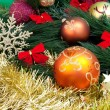 Christmas decorations — Stock Photo #14880725