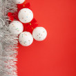 Christmas decorations — Foto de stock #14945447