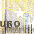 Euro banknote - Stock Photo
