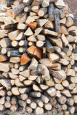 Firewood 1 — Stock Photo