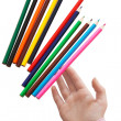 Wooden pencils — Stock Photo #24729177