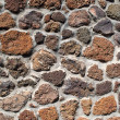 Background stone wall — Foto Stock #13554657