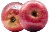 Red apples — Stockfoto