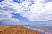 Beach, Isla Canela, Spain — Stock Photo