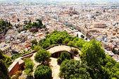 Granada city — Stock Photo