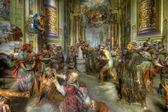 Milagros de san francisco — Foto de Stock